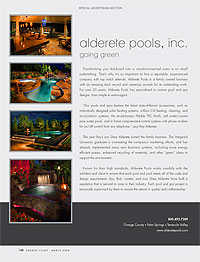 Alderete Pools | Low Energy Pools Orange County